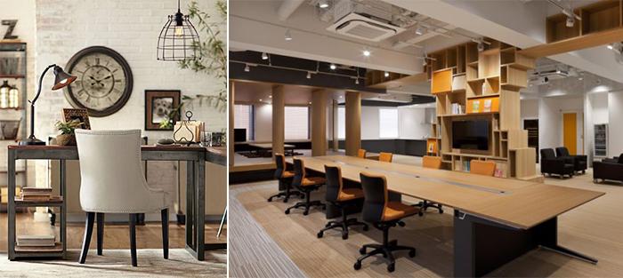 7 ý tưởng thiết kế văn phòng đẹp độc lạ hot sáng tạo theo phong cách vintage