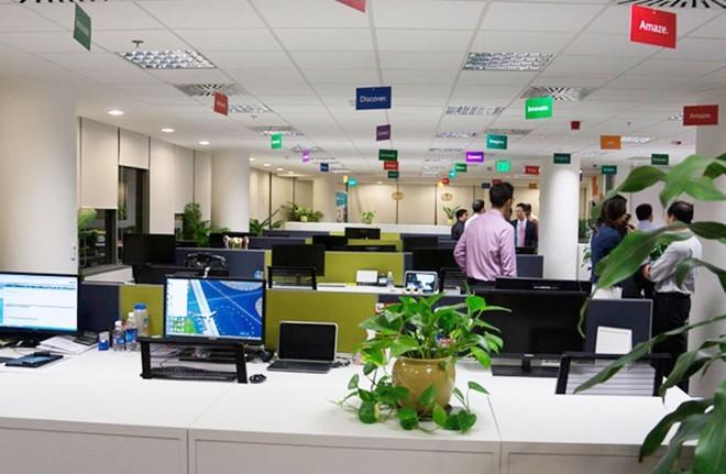 Bố trí văn phòng làm việc nhỏ cần đảm bảo độ thông thoáng