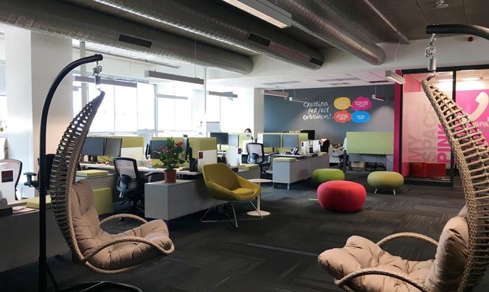 7 ý tưởng thiết kế văn phòng đẹp độc lạ hot sáng tạo theo không gian mở