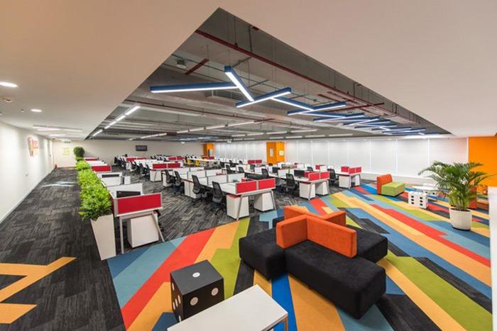 7 ý tưởng thiết kế văn phòng đẹp độc lạ hot sáng tạo cá tính