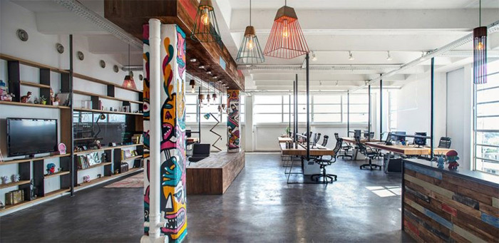 7 ý tưởng thiết kế văn phòng đẹp độc lạ hot sáng tạo thông minh