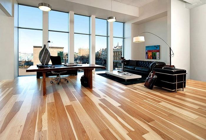 Lót sàn gỗ tự nhiên giá bao nhiêu