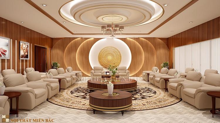Thiết kế phòng khánh tiết đẹp, sang trọng