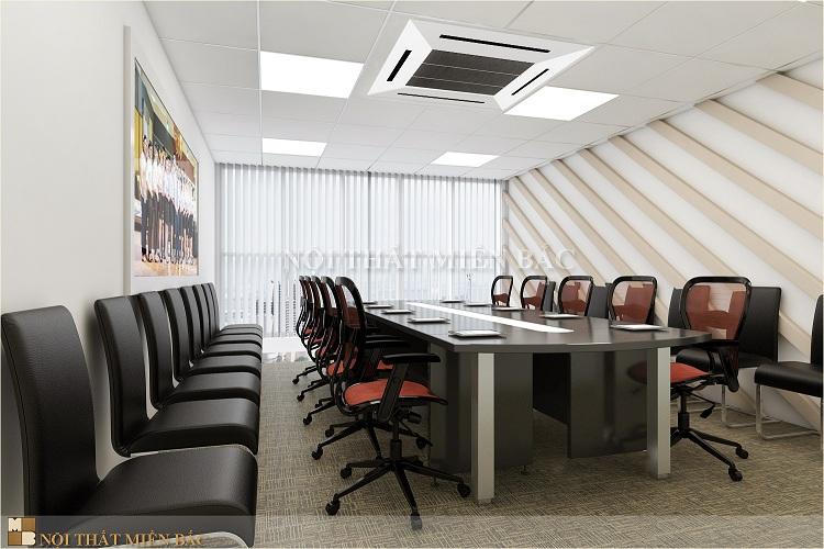 Tư vấn thiết kế nội thất văn phòng chuyên nghiệp - Phòng họp