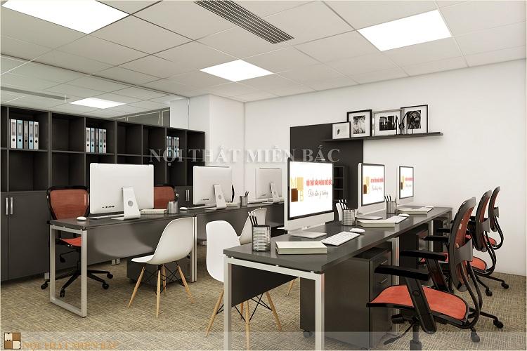 Tư vấn thiết kế nội thất văn phòng chuyên nghiệp - Phòng làm việc