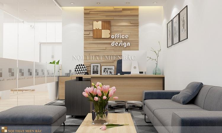 Tư vấn thiết kế nội thất văn phòng làm việc hiện đại