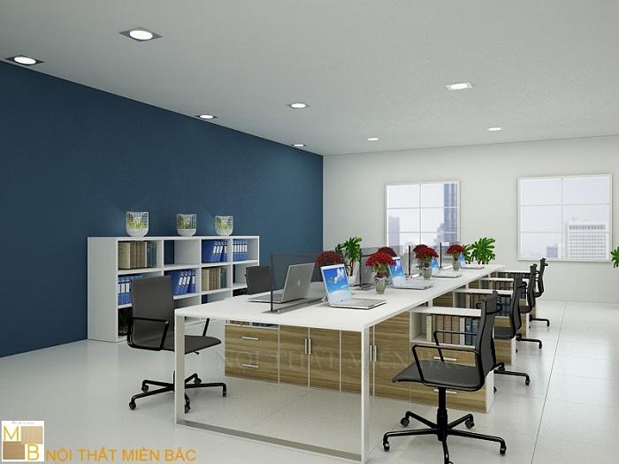 Bí quyết thiết kế văn phòng 30m2 đẹp cho công ty bạn - H1