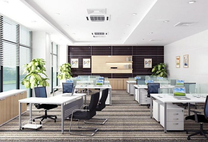 Bí quyết thiết kế văn phòng 30m2 đẹp cho công ty bạn - H2