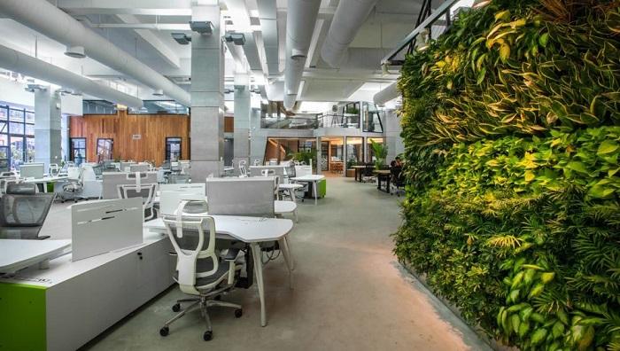 5+ ý tưởng thiết kế văn phòng 90m2 hiện đại và chuyên nghiệp - H2