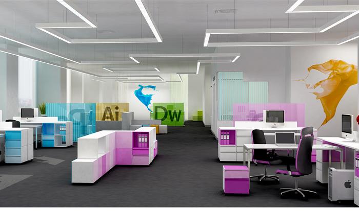 5+ ý tưởng thiết kế văn phòng 90m2 hiện đại và chuyên nghiệp - H3