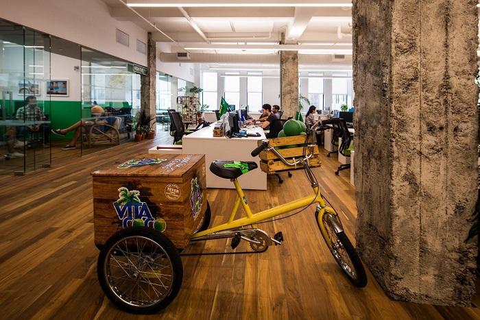 5+ ý tưởng thiết kế văn phòng 90m2 hiện đại và chuyên nghiệp - H4