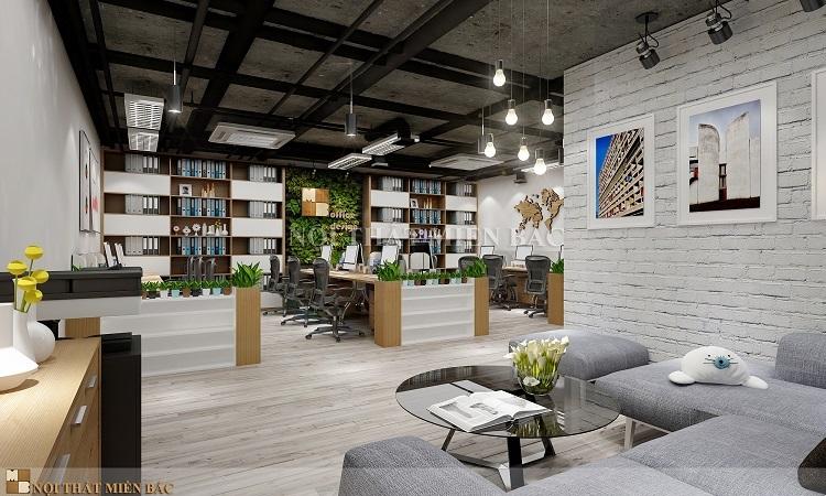 Xu hướng thiết kế văn phòng Hà Nội