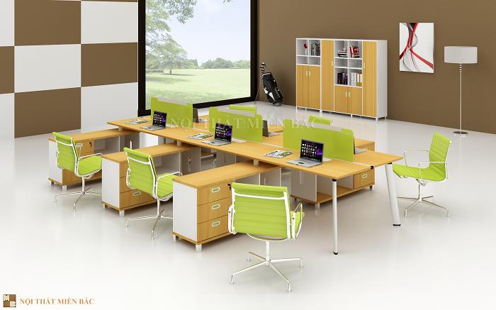 Lựa chọn màu sắc thiết kế văn phòng màu sắc